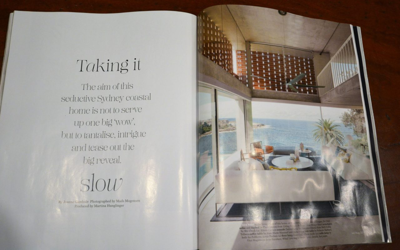 GB House Vogue Living June July 2019